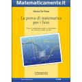 La prova scritta di matematica al liceo (ed. 2019)