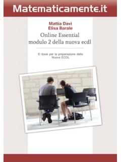 Nuova ECDL modulo 2: Online Essential ebook