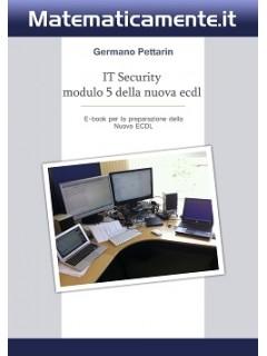 Nuova ECDL modulo 5, IT Security