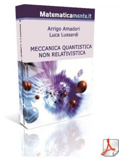 Meccanica Quantistica non Relativistica (eBook)
