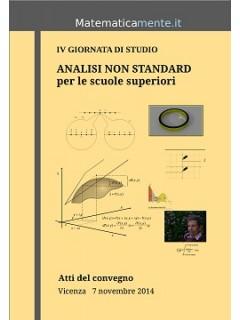 IV Giornata di studio Analisi Non Standard per le scuole superiori (libro)