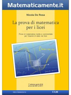 La prova scritta di matematica al liceo