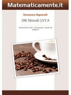 106 Metodi JAVA (ebook)